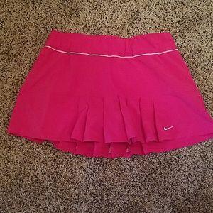 Nike workout skirt/short